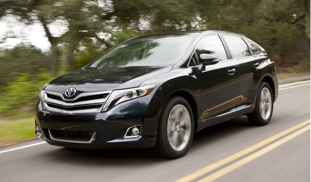 2013 Toyota Venza Pictures/Photos Gallery - The Car Connection