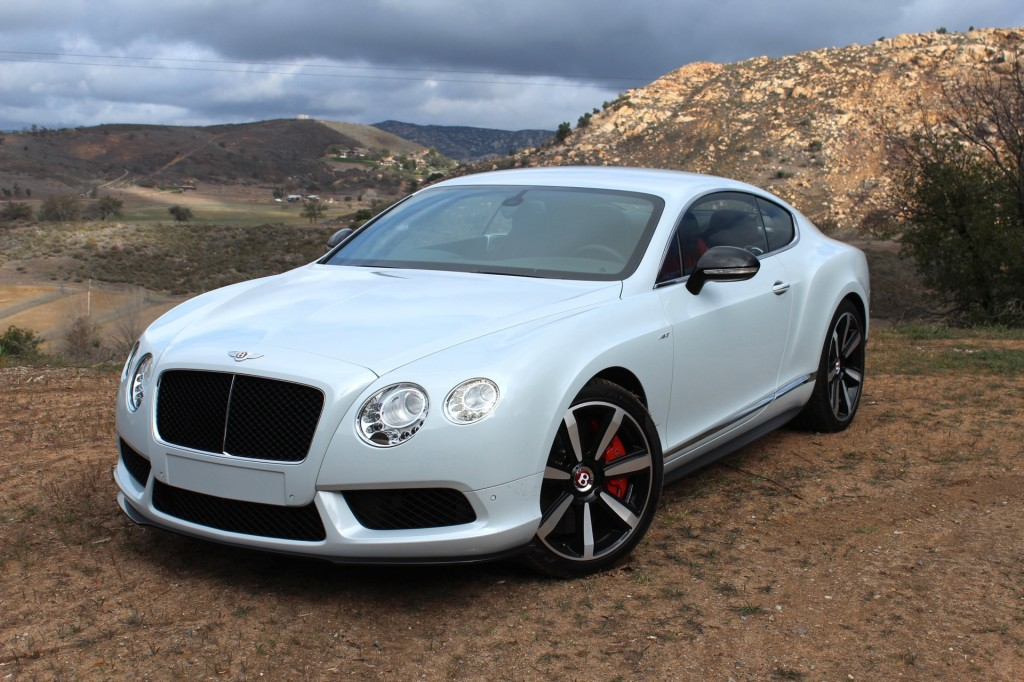 2014 Bentley Continental Gt V8 S First Drive