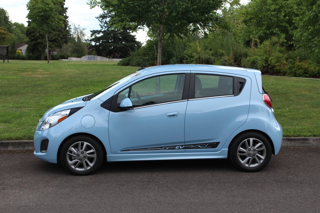 Spark Ev Is Worlds Most Efficient Electric Car Says Gm Electric