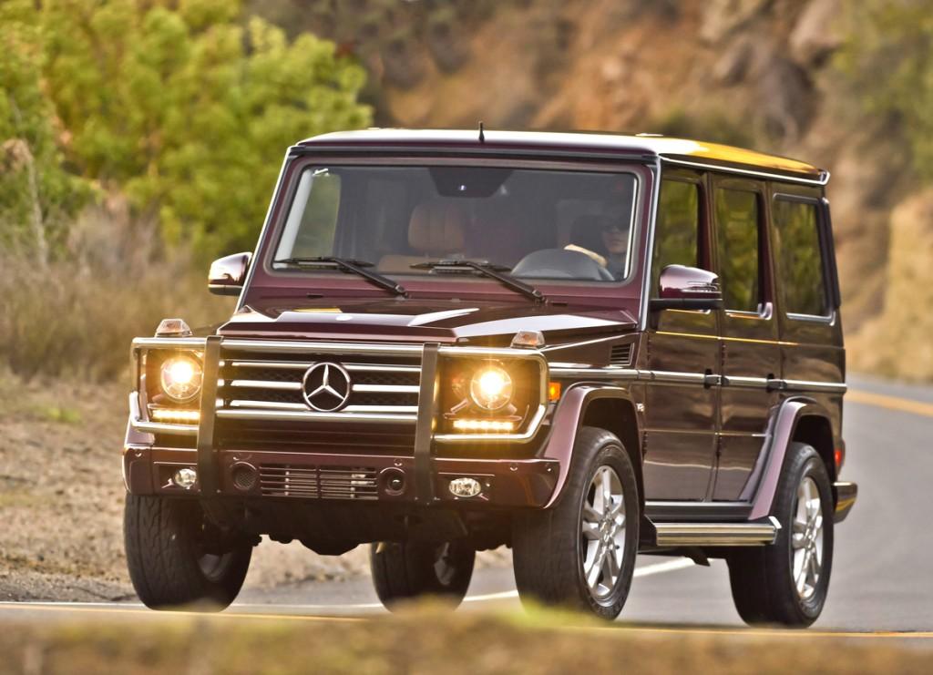 2014 Mercedesbenz G Class Picturesphotos Gallery