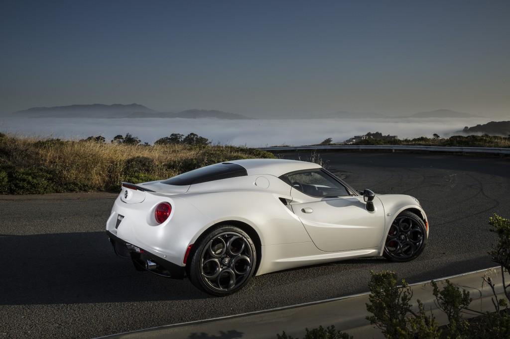 2015 Alfa Romeo 4c Best Car To Buy 2015 Nominee