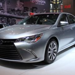 All New Camry 2018 Thailand Xpander Vs Grand Avanza 2015 Toyota Video: York Auto Show