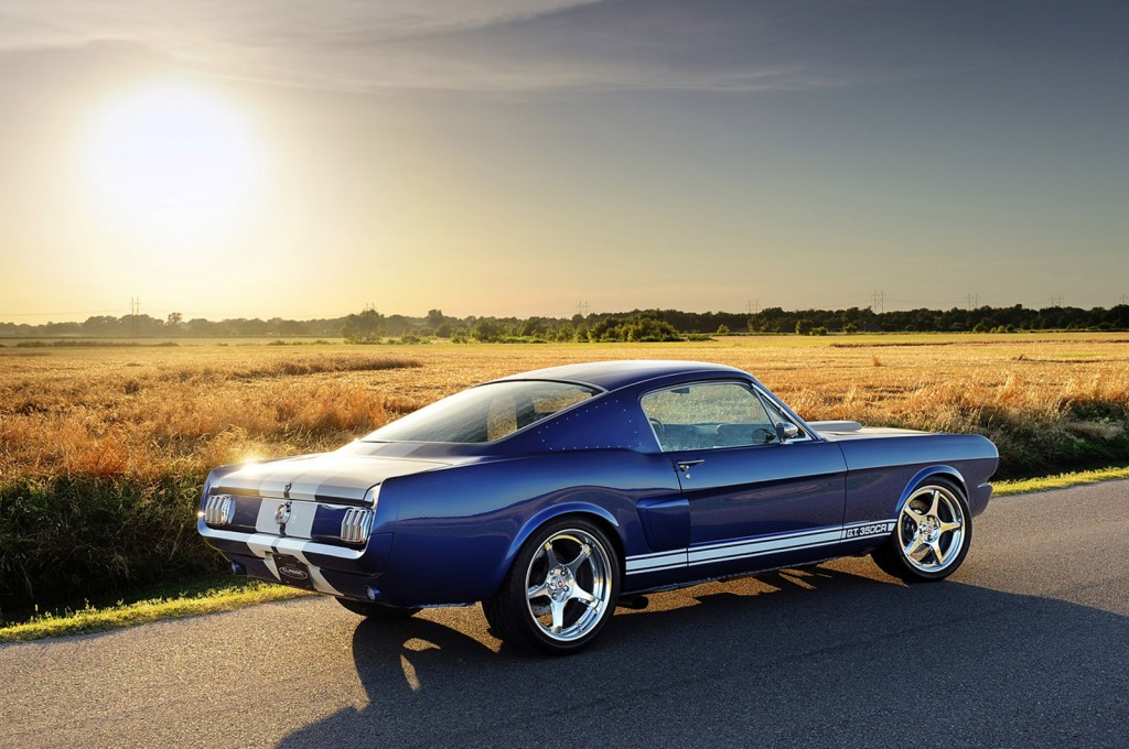 1966 Ford Gt Mustangs Concept