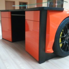 Ferrari Office Chair Low Seating Chairs For The Man Who Has Everything A Lamborghini Desk