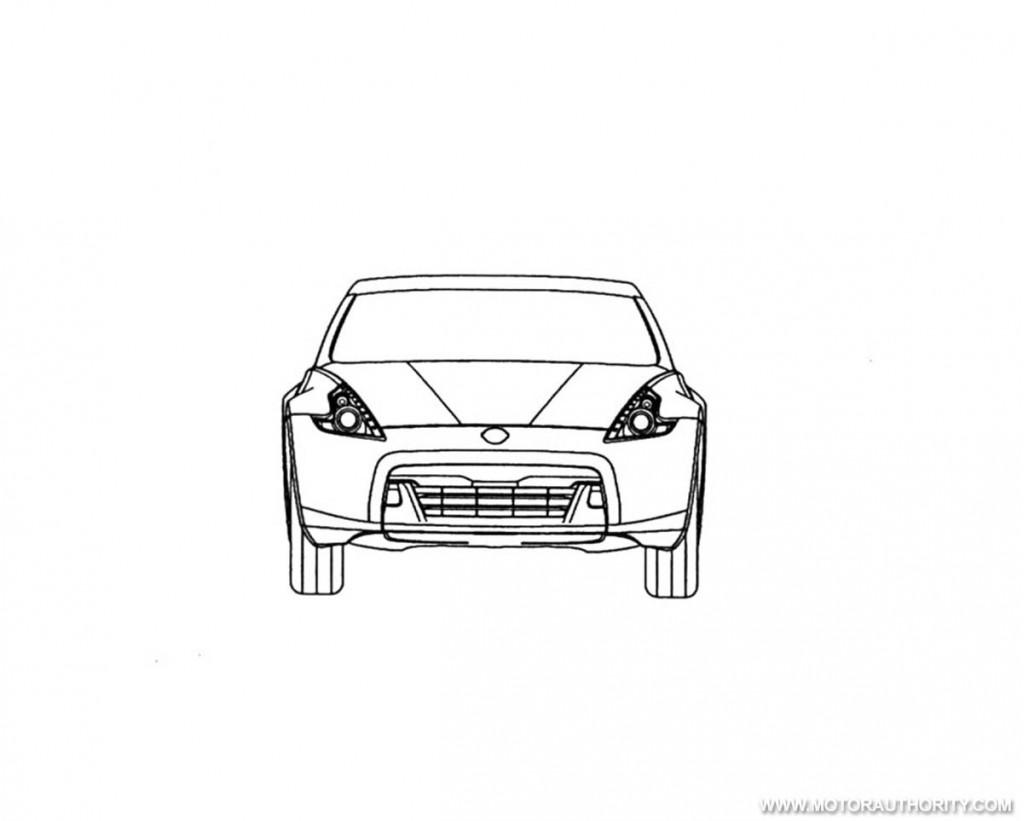 European Trademark Filing Reveals Nissan 370z Roadster