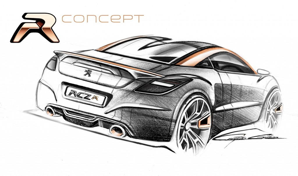 Production Peugeot RCZ R Headed To Goodwood Festival Of