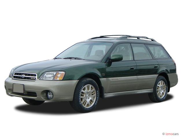 2003 Subaru Outback Valve Cover