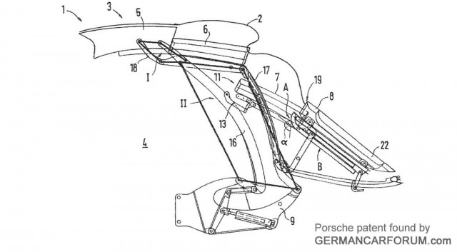 2012 Porsche 911 Cabriolet To Feature Canvas And Metal Roof?