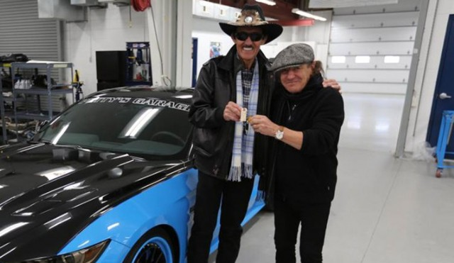 Pettys Garage 2015 Ford Mustang To Be Built In Limited Run Of 143 Cars