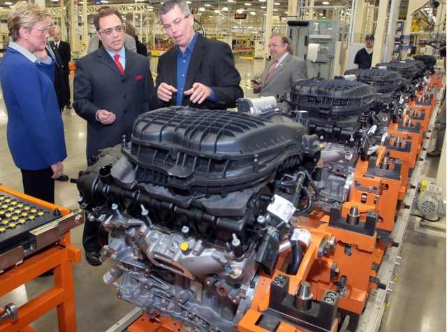 Chrysler Pentastar V-6