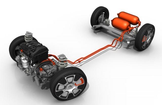 Citroen Cactus Airflow 2L Concept, 2014 Paris Motor Show