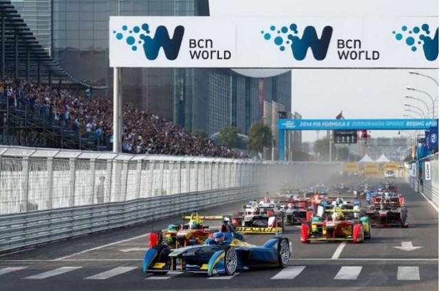 Formula E Championship 2014 Beijing ePrix