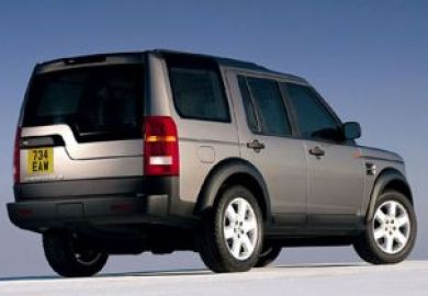 2005 Land Rover Lr3 Suspension Fault