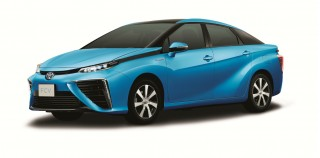 2016 Toyota Fuel Cell Sedan