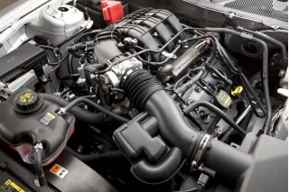 2011 Ford Mustang V-6 - new Duratec 3.7-liter
