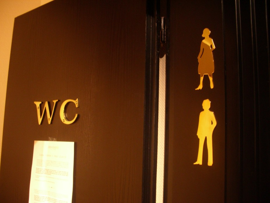 What's The Backlash Against Gender Neutral Bathrooms All About?