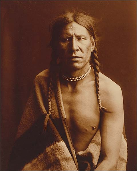 Native American Men Hairstyles : native, american, hairstyles, Americans, Thought, Window