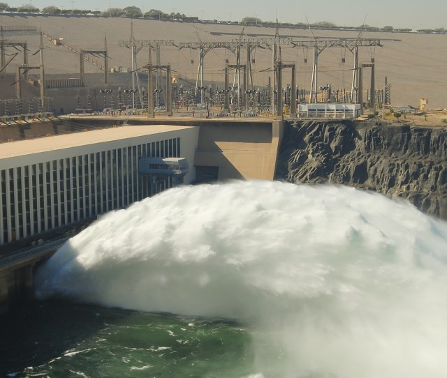 Coordinating Releases From The Gerd And The Aswan High Dam Requires Careful Advanced Planning To Ensure Egypt And Sudan Receive The Water They Need