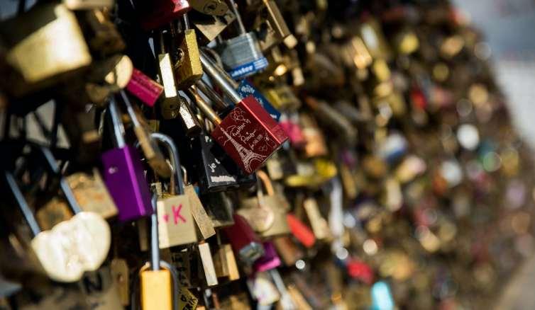 the lock of love