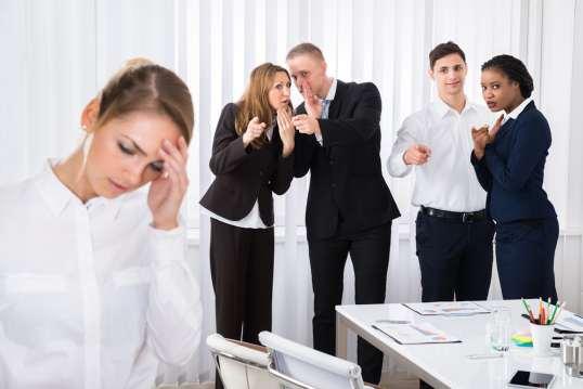 نتيجة بحث الصور عن fight gossip at work