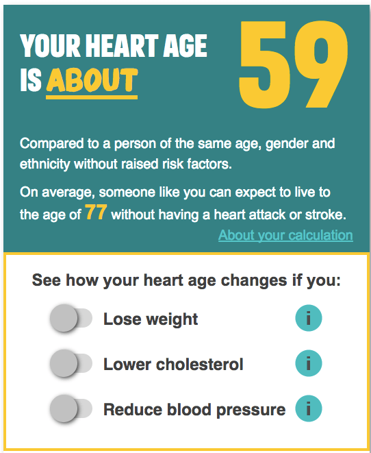 What Is Your Real Biological Age And What Does This Mean For Your Health