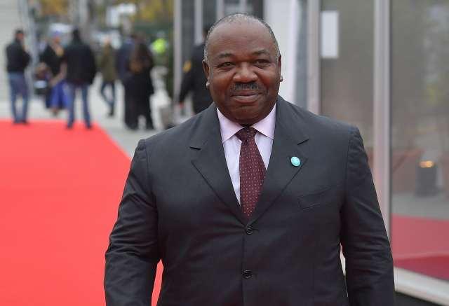 Image result for Ali Bongo Ondimba