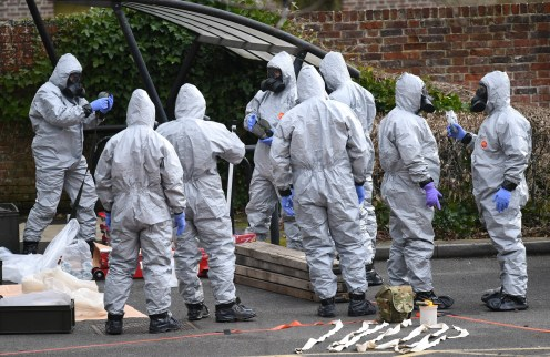 What we know about Novichok. the 'newby' nerve agents linked to Russia