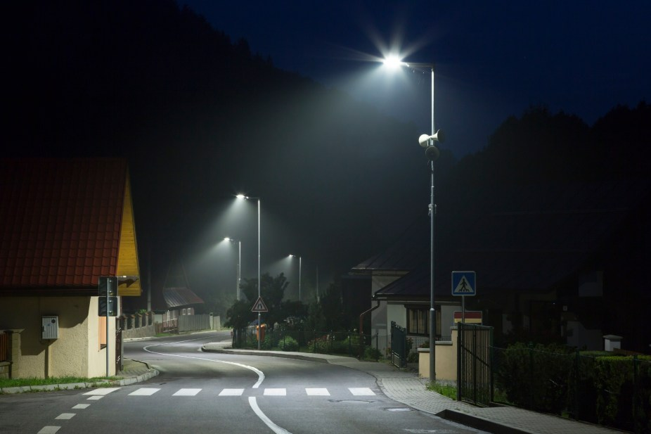 The science of street lights: what makes people feel safe at night