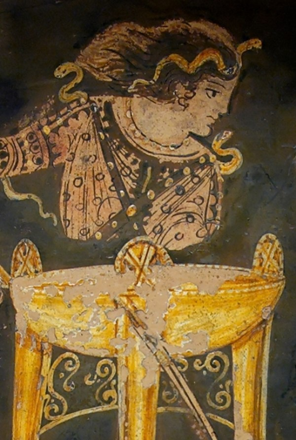 Hidden Women of History: The Priestess Pythia at the Delphic Oracle, who spoke truth to Power