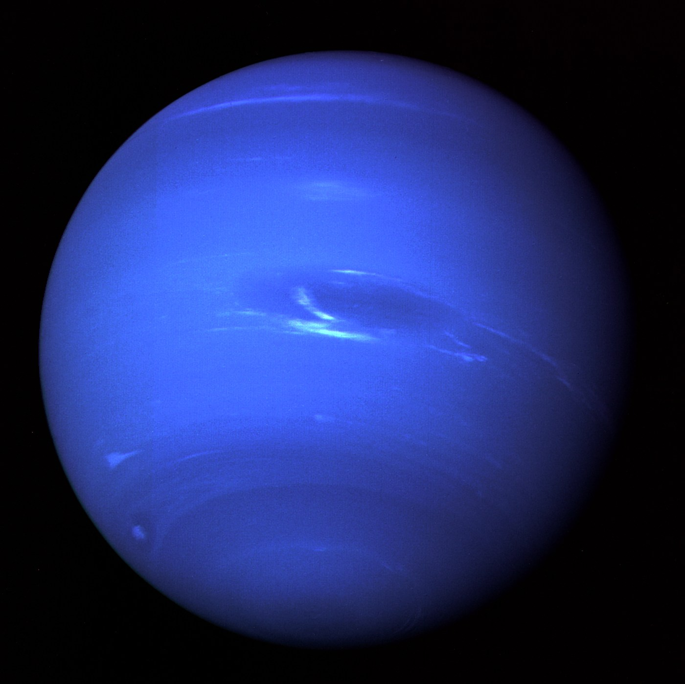 What's the weather like on Uranus and Neptune? 4