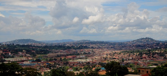 Kampala is a hilly city bracing for a new wave of Silk road urbanism