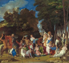 Globalisation was Rife in the 16th Century Clues from Renaissance Paintings Global Policy Journal