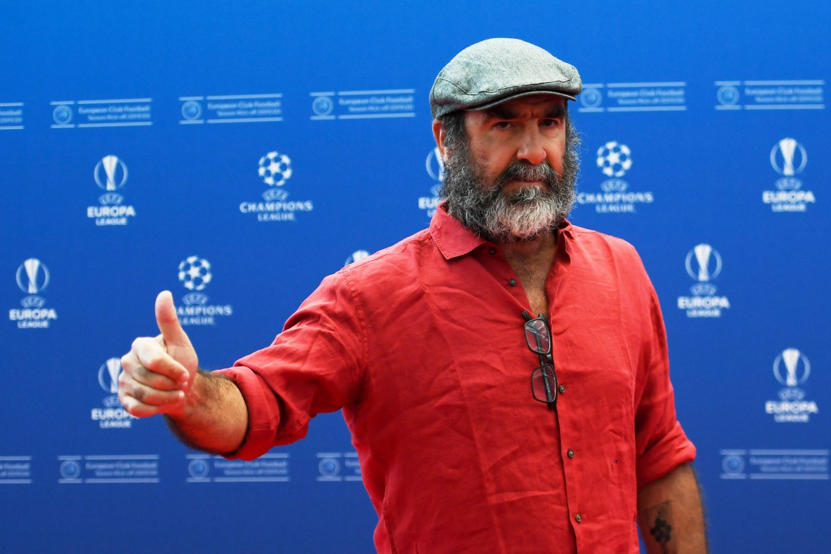 Eric cantona delivered a bizarre speech which talked about the possibility of. Eric Cantona S Science Will Make Us Eternal Speech Was Funny But He Has A Point