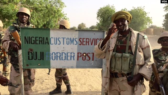 Image result for border closure in nigeria