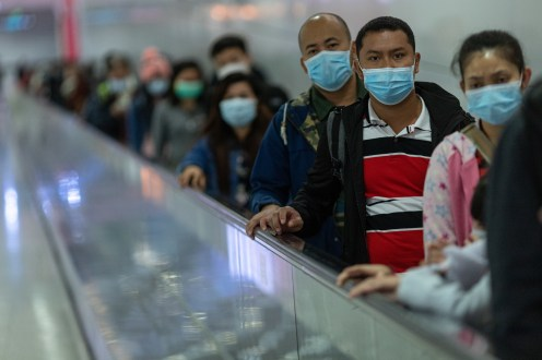 How contagious is the Wuhan coronavirus and can you spread it ...