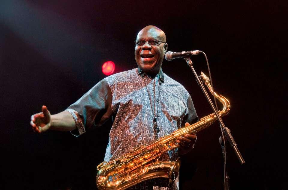 Tribute to Manu Dibango: Cameroonian jazz pioneer loved across ...