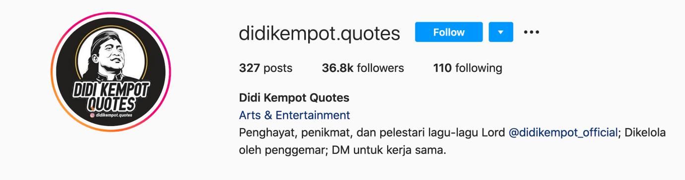 Sobat Ambyar Fans Didi Kempot Kumpulkan Rp4 Miliar Buat Bantu