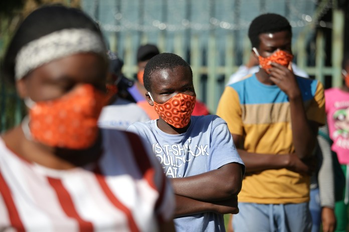 African countries are moving to make masks mandatory: key ...