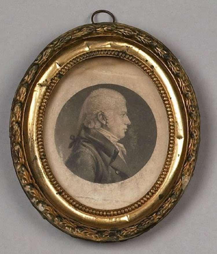 Congressman Samuel Thatcher of Massachusetts.