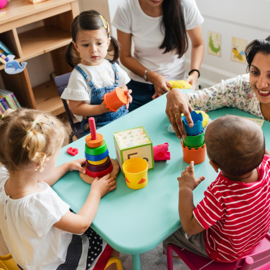 Why nursery schools are a secret weapon in the fight against inequality