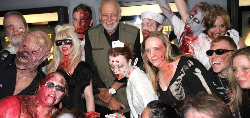3 things I learned from teaching students about horror pioneer George Romero's movies during these scary times