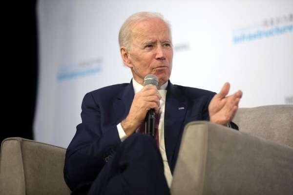 Image of Joe Biden.