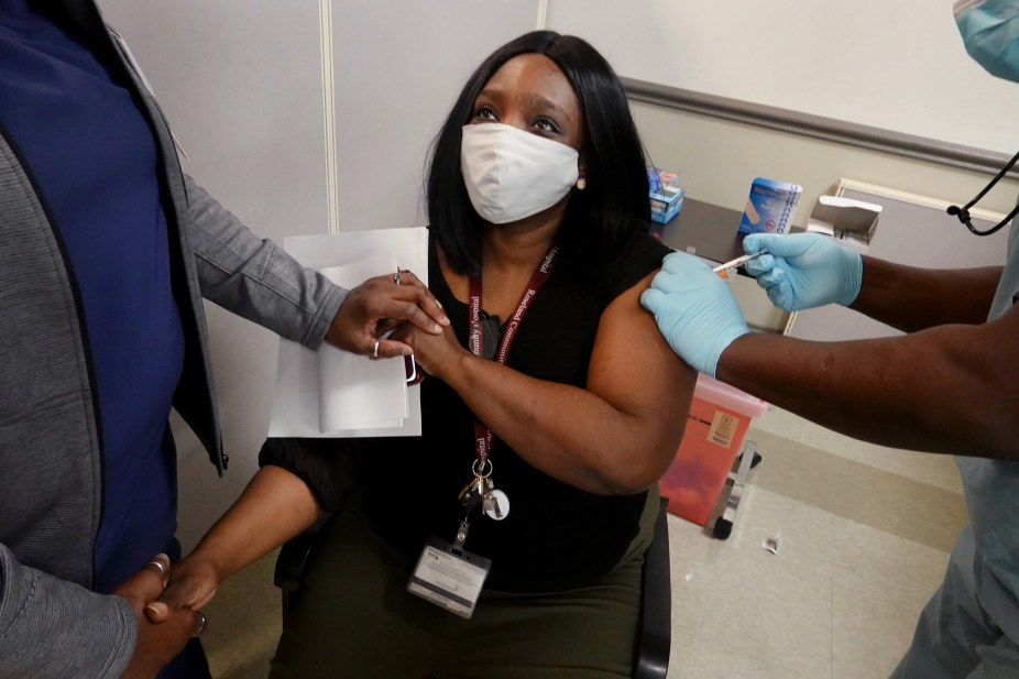 What's not being said about why African Americans need to take the COVID-19 vaccine