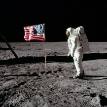 Apollo landers, Neil Armstrong's bootprint and other human artifacts on  Moon officially protected by new US law