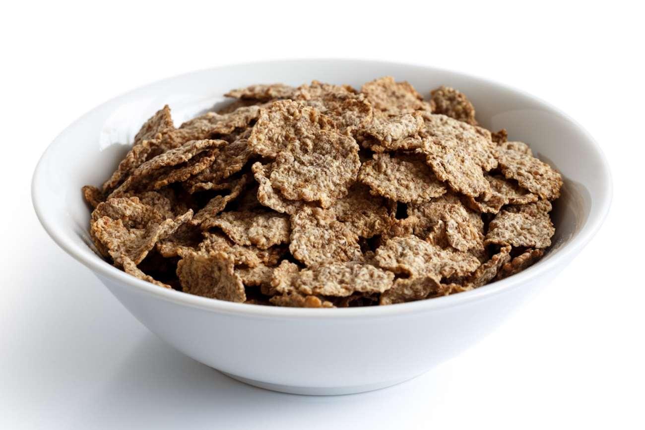 Ciotola di cereali ad alto contenuto di fibre