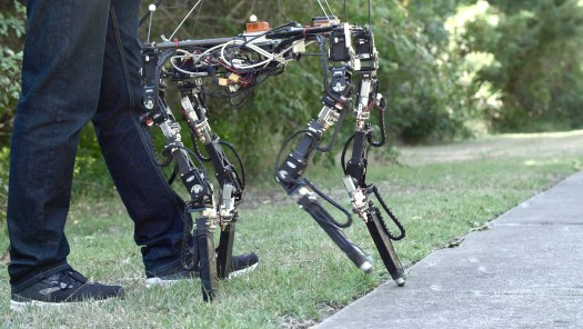 This shape-shifting robot adjusts its body to walk across all kinds of terrain 3