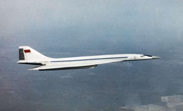 طائرة روسية تفوق سرعة الصوت في الطيران