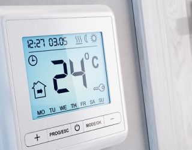 Poner al aire entre 24℃ y 26℃ es una medida eficiente