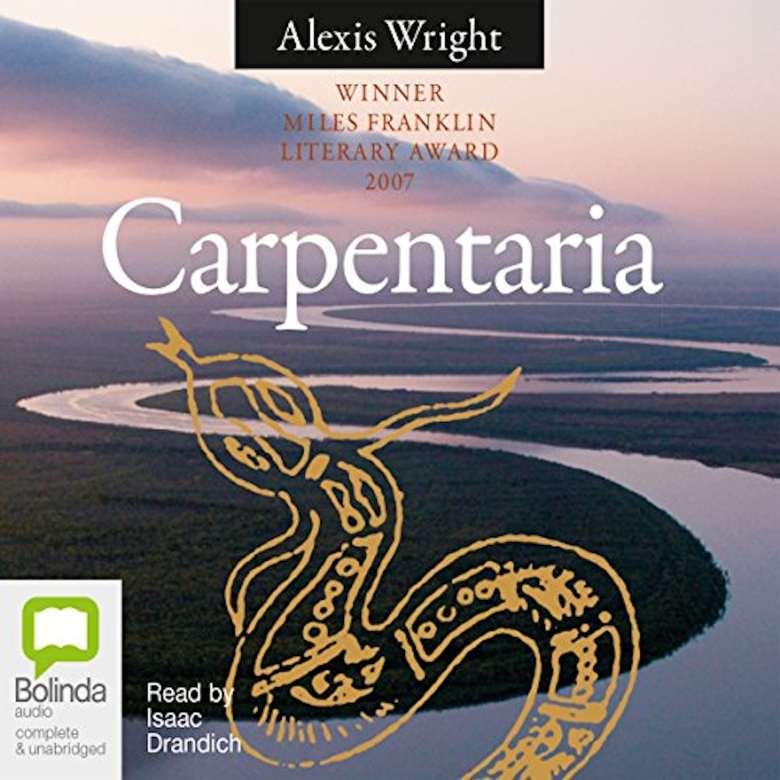 book cover Carpentaria