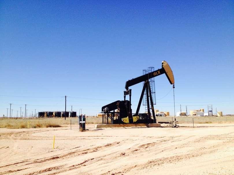 Equipment used for fracking